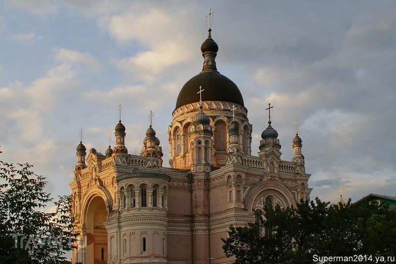 Вышний Волочёк - Казанский женский монастырь / Россия