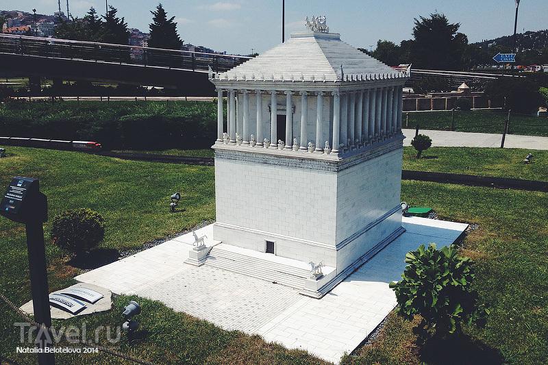 """Парк миниатюр """"Миниатюрк"""" в Стамбуле / Фото из Турции"""