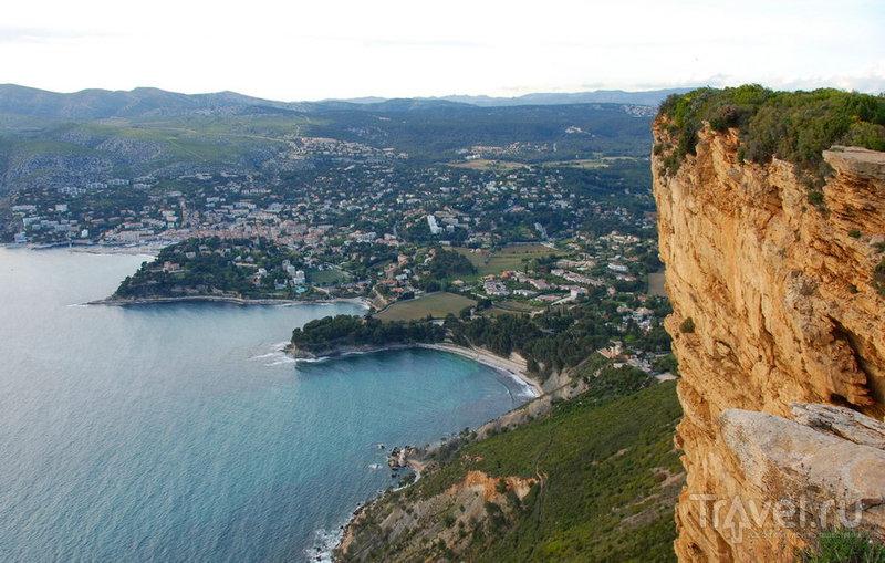 Прованс: Касси и каланки / Фото из Франции