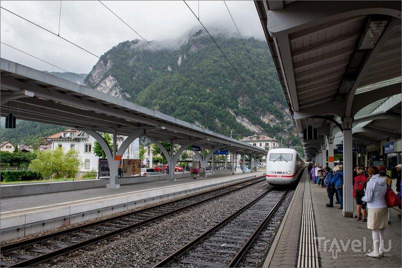 Швейцария: Bern - Lausanne - Geneva / Фото из Швейцарии