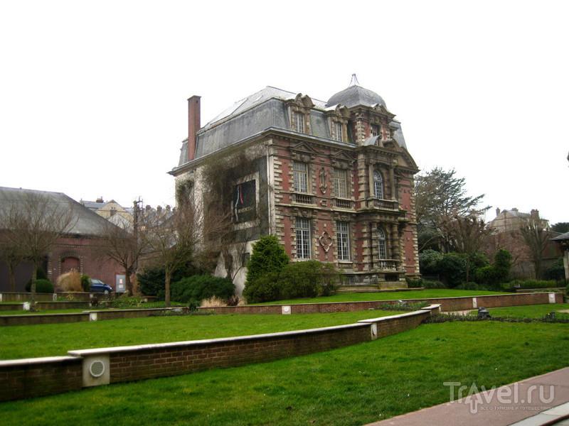 Этрета, Фекам, дворец Бенедиктин / Фото из Франции