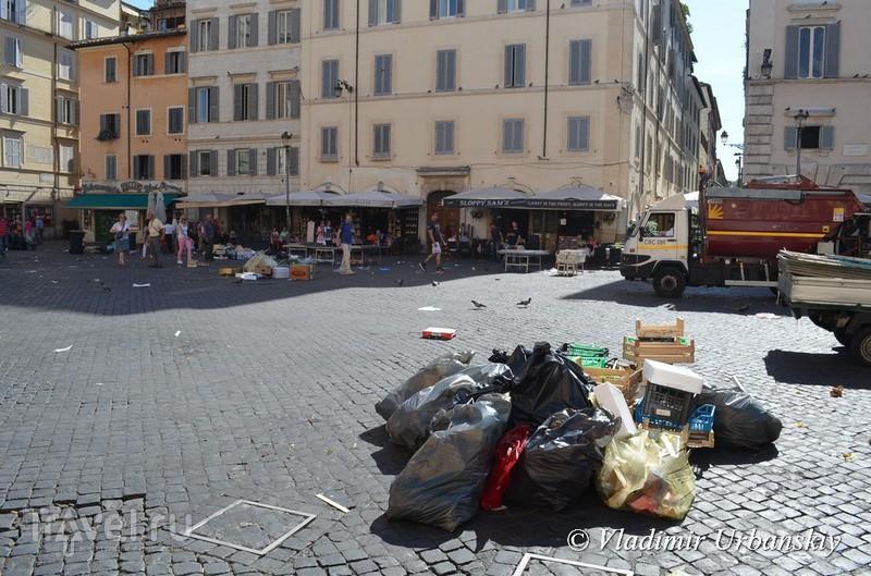 Рим прекрасен не всегда / Италия