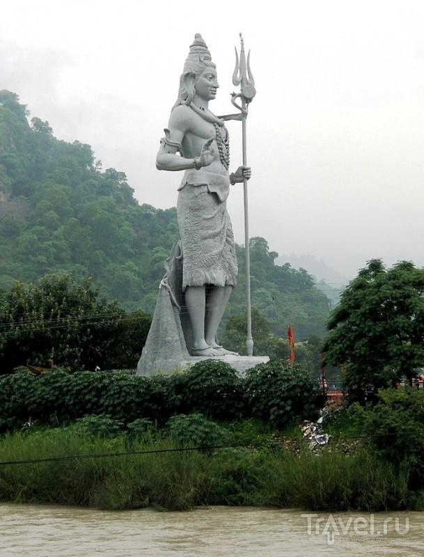 Индия. Ворота Ганга - Харидвар / Индия