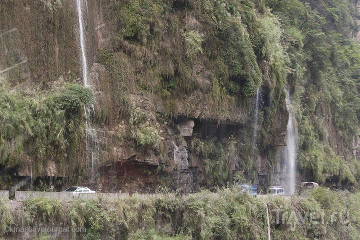 Север Юньнани, Китай, ноябрь 2012 - до землетрясения / Китай