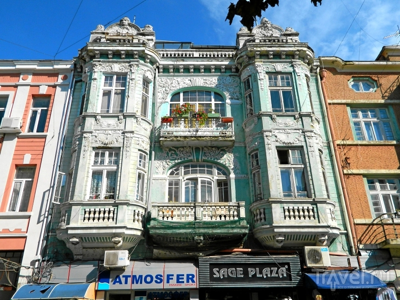 Варна, Болгария / Фото из Болгарии