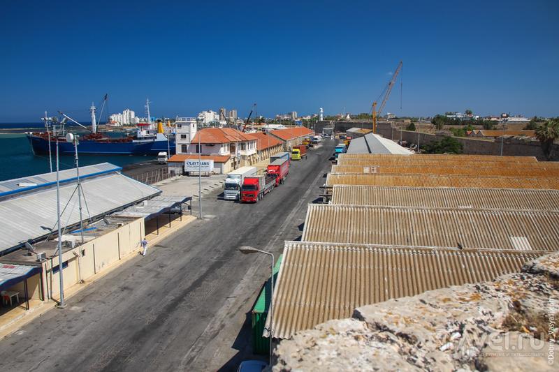 Кипр: по старому городу Фамагусты / Кипр