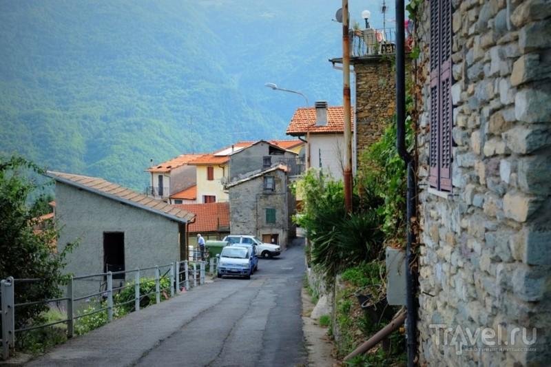 Козио ди Арроша. Праздник трав в итальянской глубинке / Италия