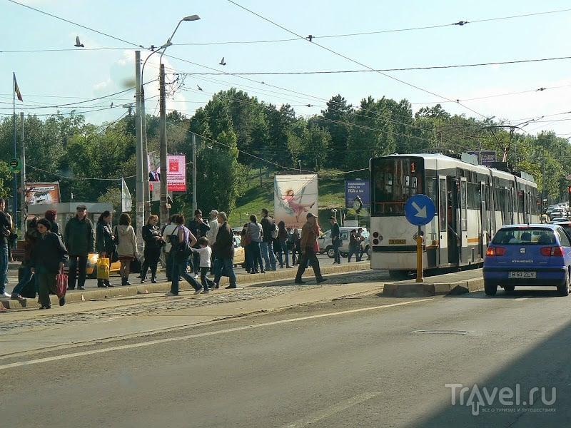 Румыния. Транзитный Бухарест / Румыния
