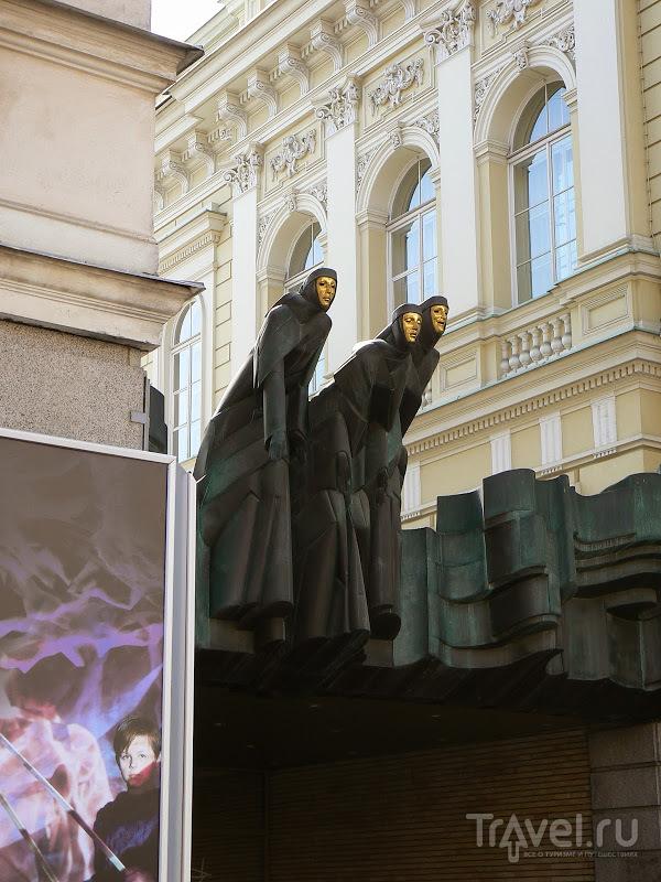 Вильнюс. Детали, в которых кроется Дьявол / Литва