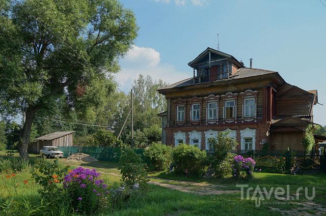 Село-музей Вятское и окрестности / Фото из России
