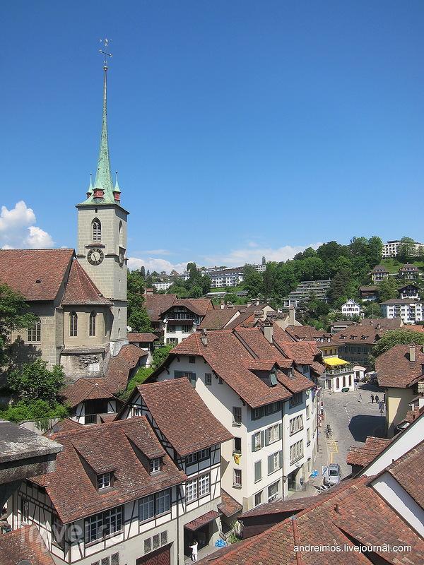 Берн, Швейцария / Фото из Швейцарии