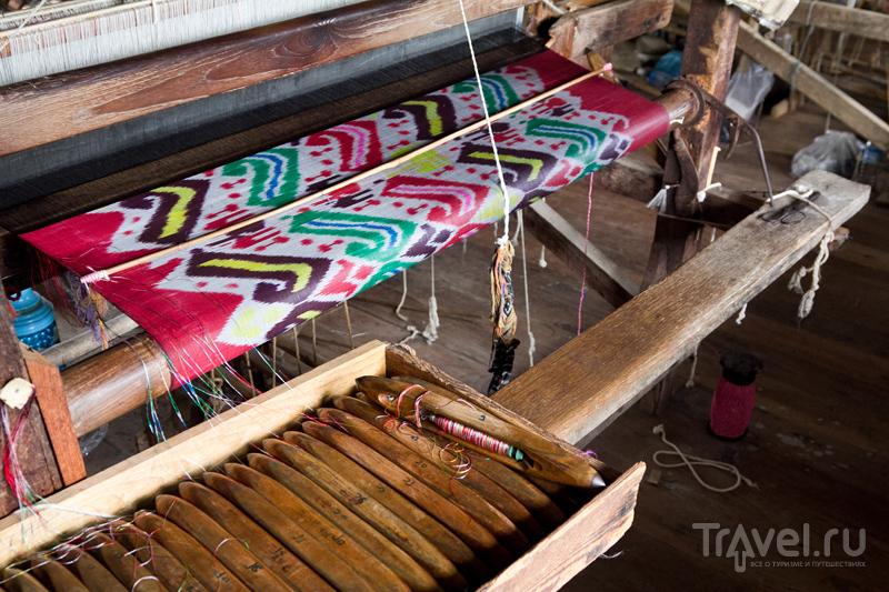 Озеро Инле: фабрика лотосного шелка / Мьянма