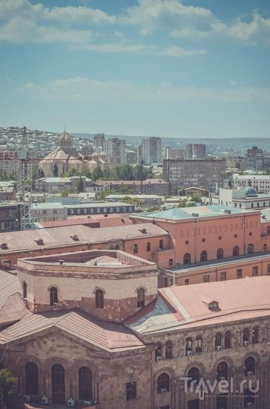 Закавказский трип. Ереван / Армения