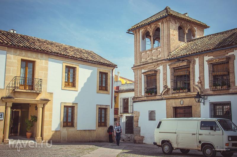 Кордоба, какой запомнила ее я / Фото из Испании