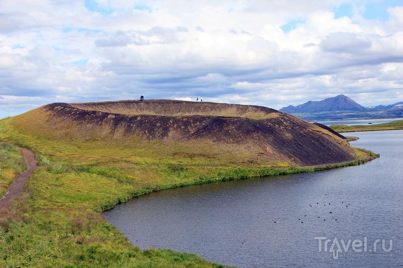 Исландия. В стране троллей. Технический пост / Исландия