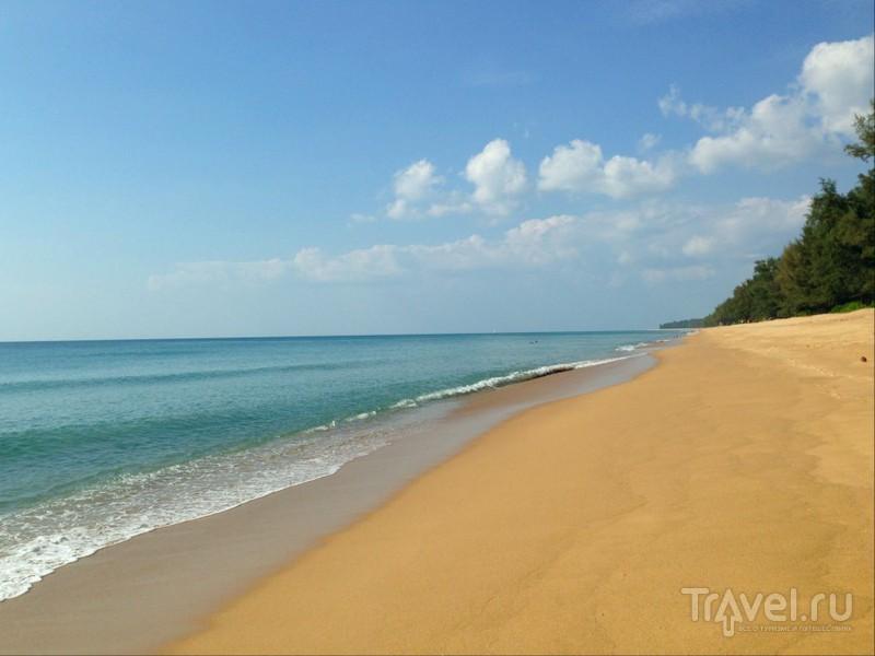 Побережье стеклянного песка / Таиланд