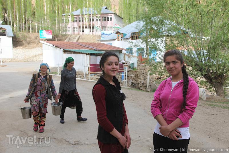 Таджикистан, Хорог / Таджикистан