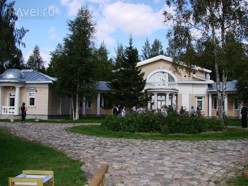 Деревня Верхние Мандроги