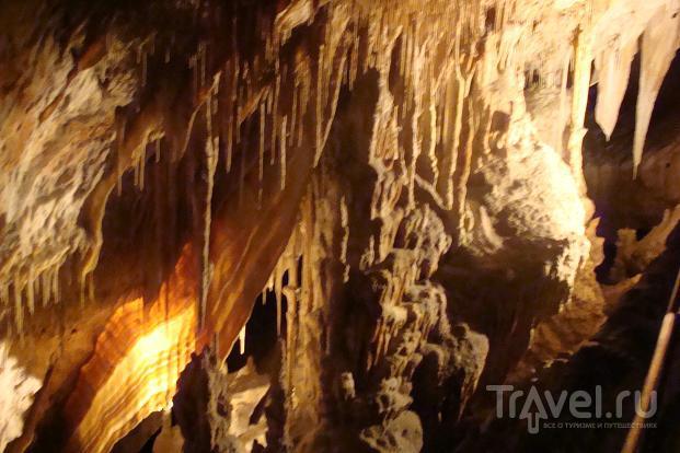 Мальорка. Пещеры Драконов / Испания