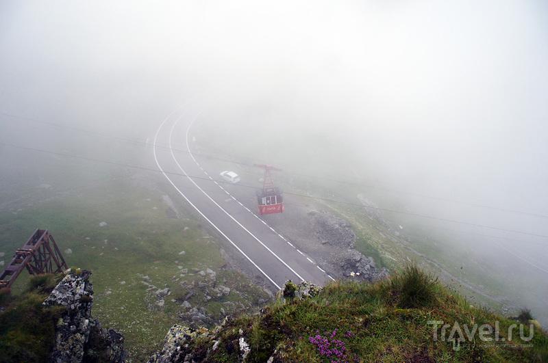 Самые красивые дороги мира: Трансфэгэрашское шоссе / Фото из Румынии