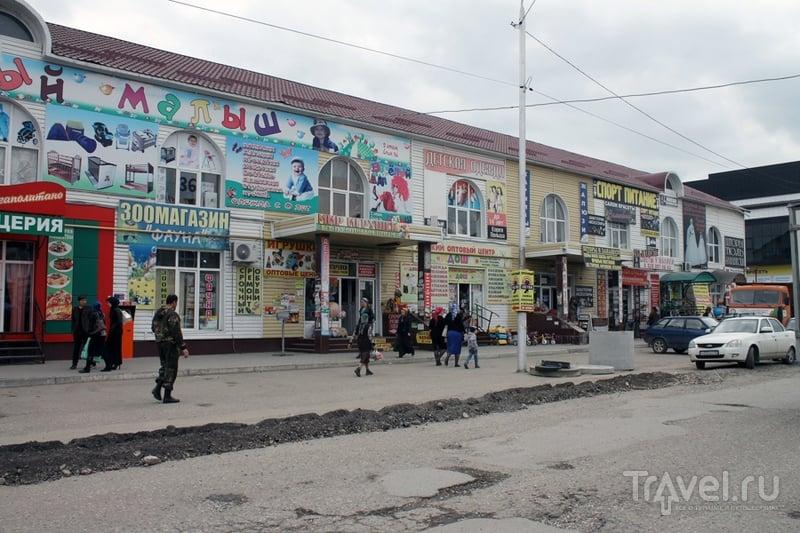 Чечня. Грозный / Россия