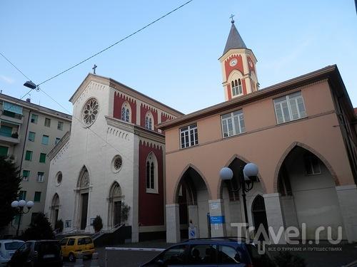 Chiavari - маленькая Болонья, только лучше / Италия