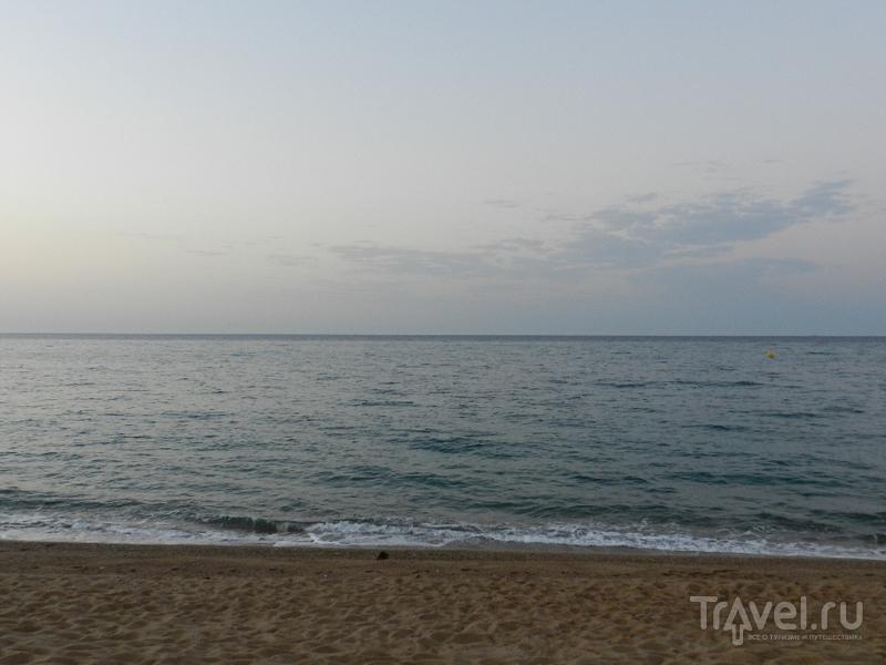 Испанские каникулы. Мальграт-де-Мар - солнечный городок у моря / Испания