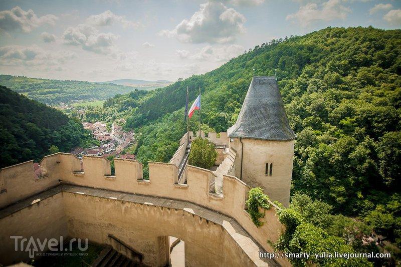Замковая Чехия без Праги / Фото из Чехии