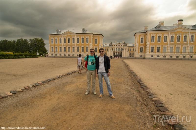 Рундальский дворец / Латвия