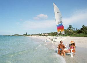 Курорт Варадеро у самого синего моря