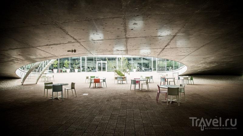Лозанна. Кампус Политехнической школы и архитектурные прогулки