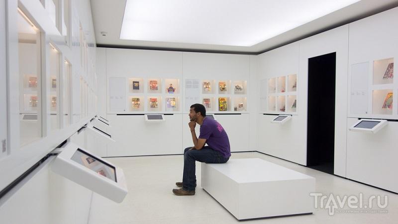 Куда приводят мечты или Музей научной фантастики в Ивердон-ле-Бен