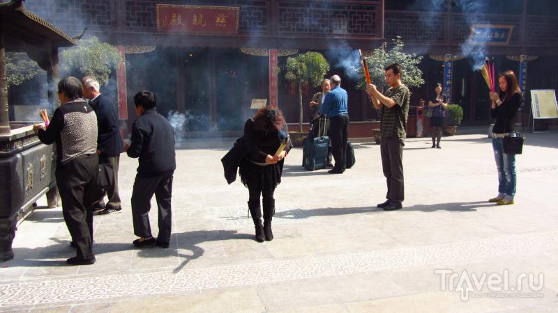 Отношение китайцев к религии / Китай