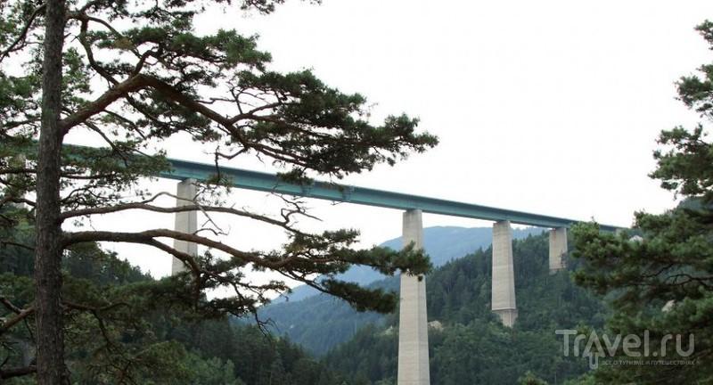 Мост Европа / Австрия