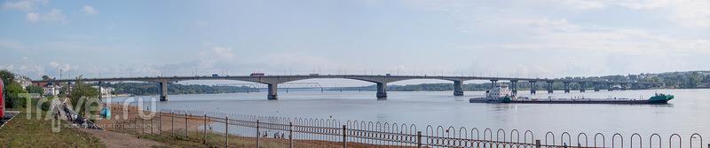 Кострома: прогулка в День города / Россия