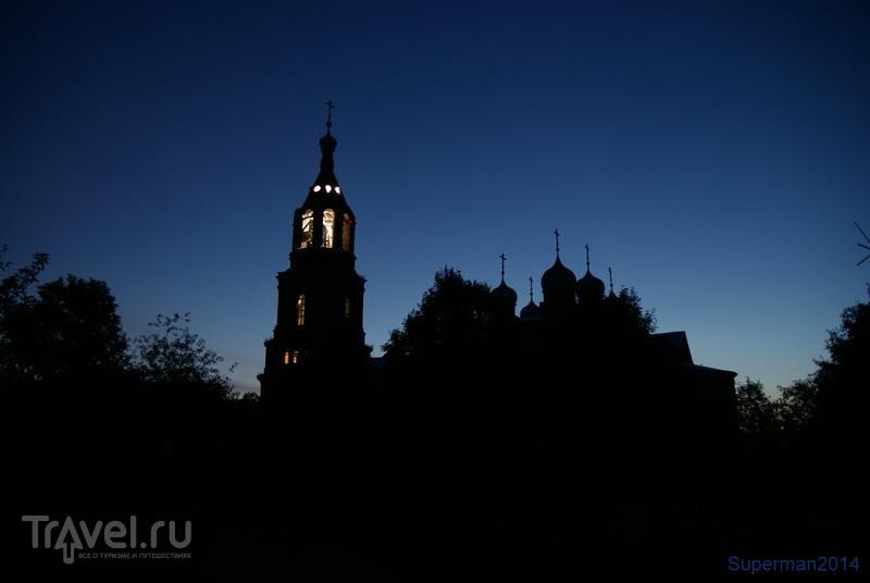 Ночная Кудыкина гора / Россия
