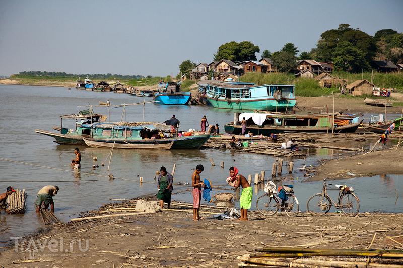 Бирма. Жизнь у реки Иеравади / Мьянма