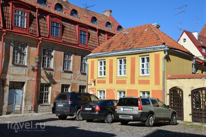 Как выглядит Таллин сверху? / Эстония