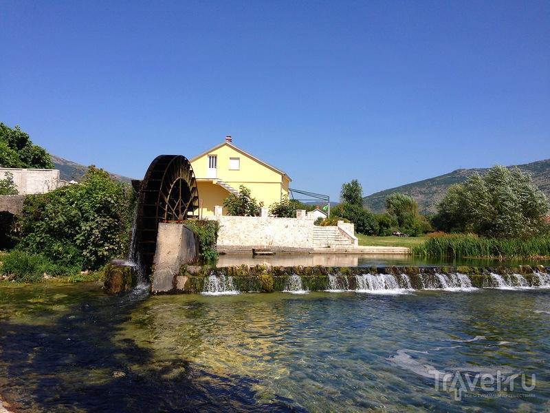 Герцеговина - это горы, реки, солнце и виноградники / Фото из Боснии и Герцеговины