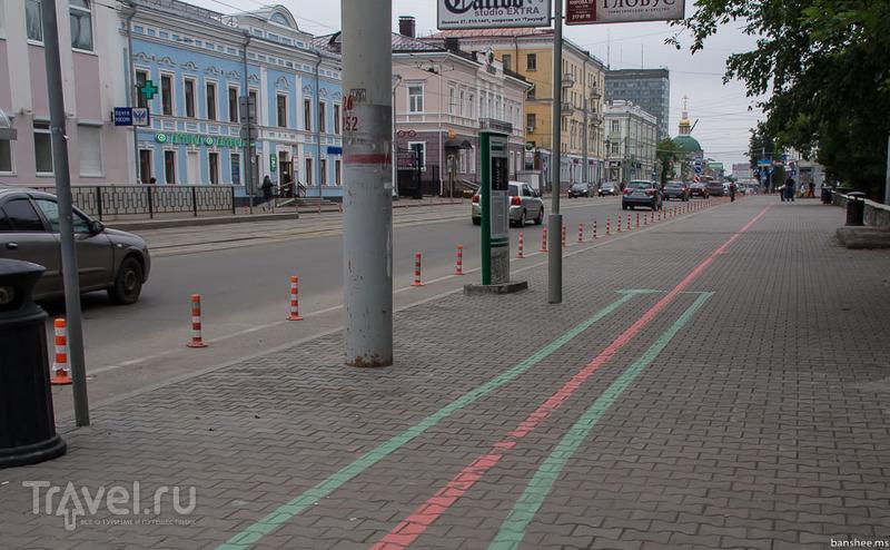 Пермь в июне / Россия