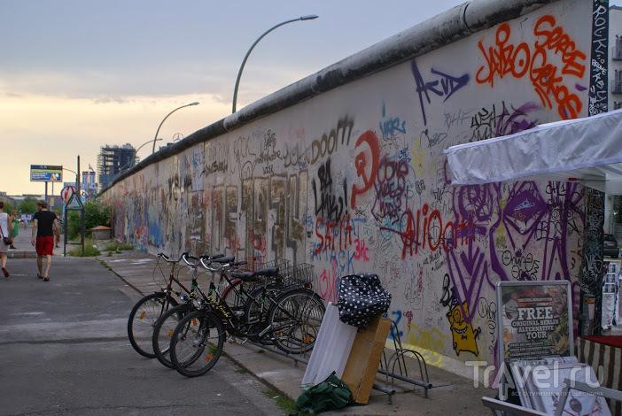 Берлинская стена / Германия