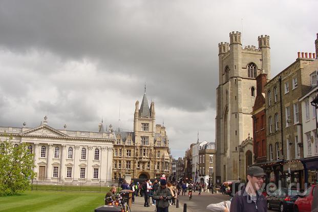 Кембридж. Апрель 2014 года / Великобритания