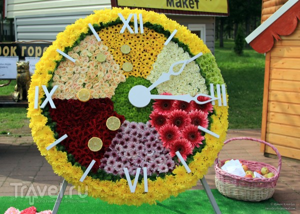 Поделка на праздник цветов 1253