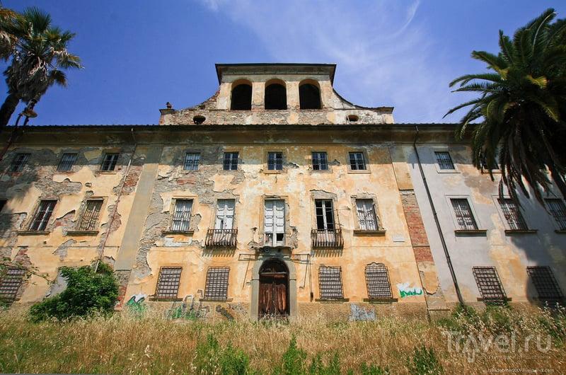 Заброшенная вилла под Флоренцией / Италия