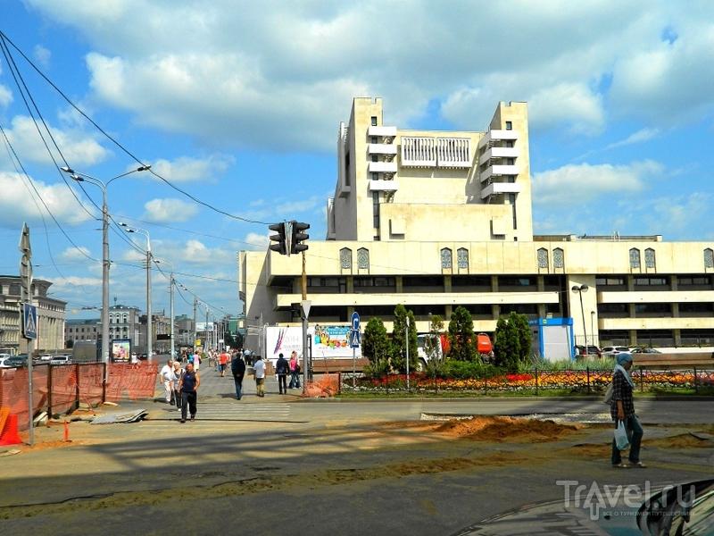 Казань. Старо-Татарская слобода, парк Тысячелетия, Московская улица / Фото из России