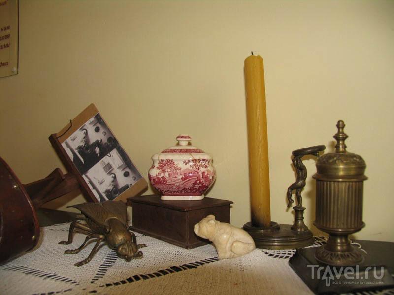 Экспозиция Музея Марины и Анастасии Цветаевых