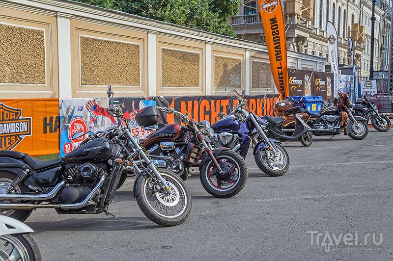 Фестиваль Нarley Days 2014 в Санкт-Петербурге / Фото из России