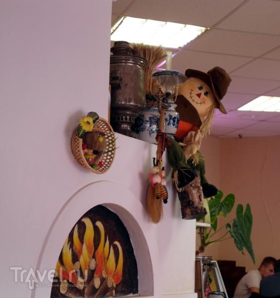 Покушать, Москва - Селигер / Россия