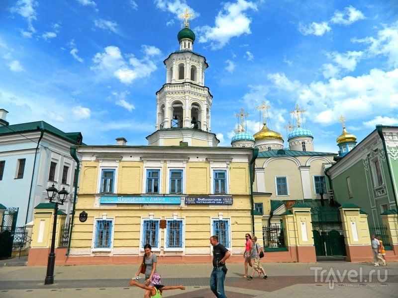 Казань. Улица Баумана / Фото из России