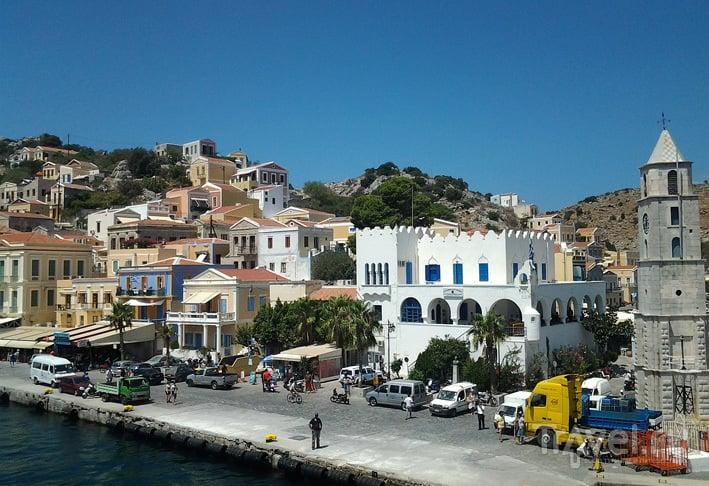 Lazy days / Греция